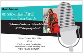 Old School Blues Party